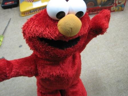 Baby Blogs Elmo Dancing Amp Singing Hokey Pokey