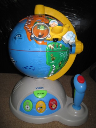 Leapfrog Learning Globe My Baby