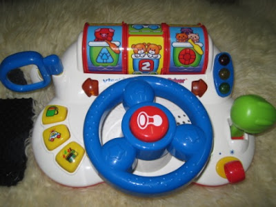 Vtech Driving Toy My Baby