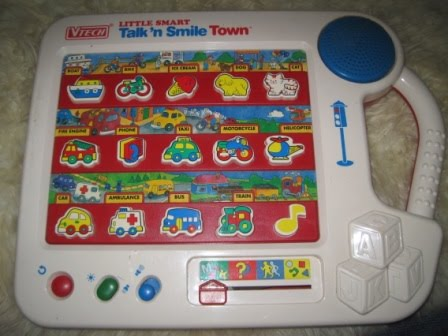 Vtech Talk N Smile Town My Baby