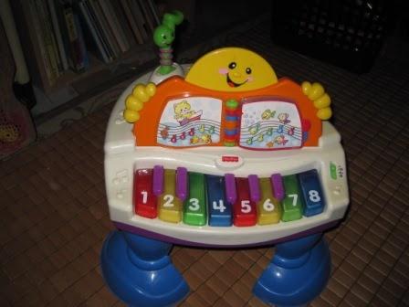 Fisher Price Grand Piano My Baby Stuff