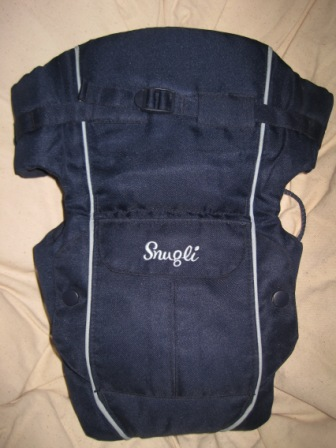evenflo baby carrier instruction manual