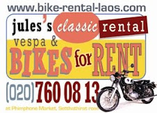 Rent a bike in Vientiane