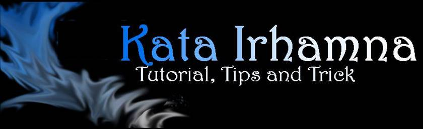 Kata Irhamna | Tutorial Blog