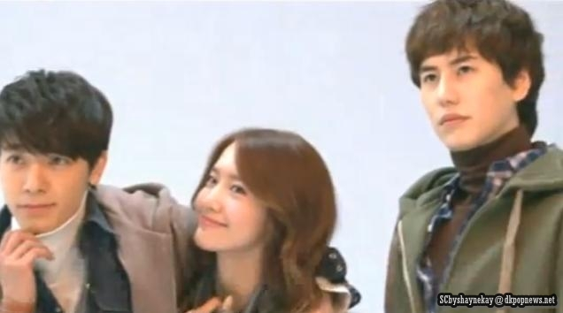 donghae and yoona dating 2013