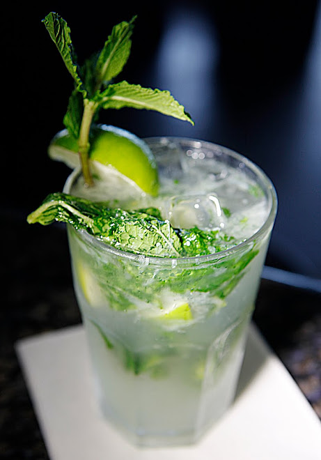 MOJITOS - ONE OF OUR SPECIALITY COCKTAILS
