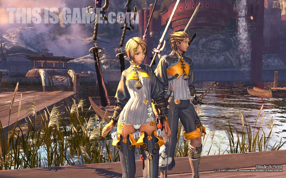 Thread: Blade and Soul Beta: Downloadable Soon