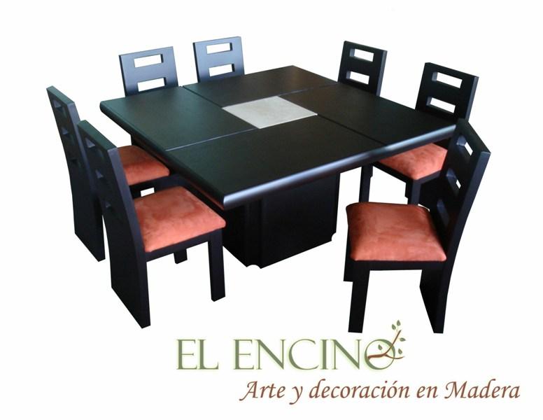 Comedores minimalistas 8 sillas for Comedores 8 sillas chile