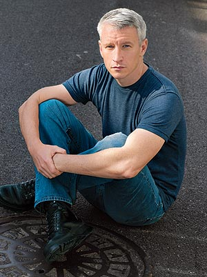 Anderson Cooper, who has made disaster coverage his trademark, has owned the ...