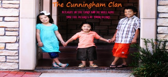 The Cunningham Clan