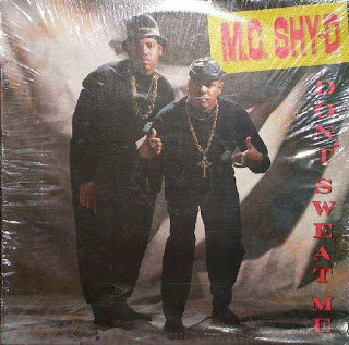 M.C. Shy-D - Don't Sweat Me (Vinyl, 12'' 1990)(Benz Records Inc.)