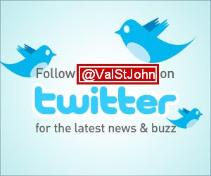 Follow @ValStJohn
