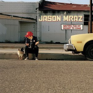 Free Download: Jason Mraz Waiting to Rockets to Come album cover