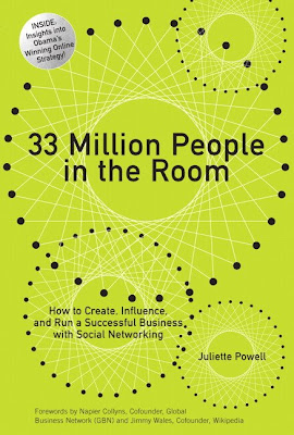 cover image for the book: 33 Million People in the Room: How to Create, Influence, and Run a Successful Business with Social Networking