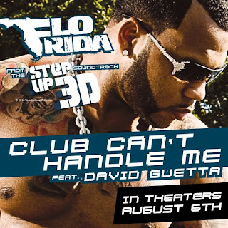 David Guetta ft Flo Rida - Club Can't Handle Me