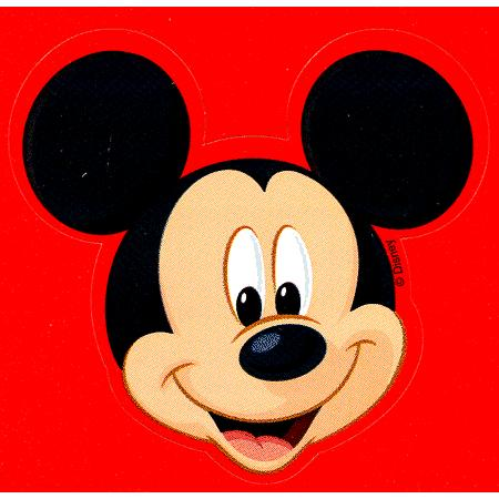 Cartoon Characters Mickey Mouse