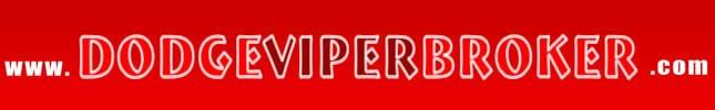 Dodge Viper classifieds, Dodge Viper listings, Dod