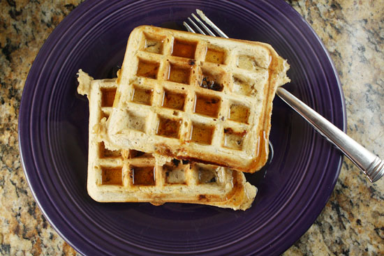 banana walnut waffles macheesmo banana walnut muffins makes 8 waffles ...