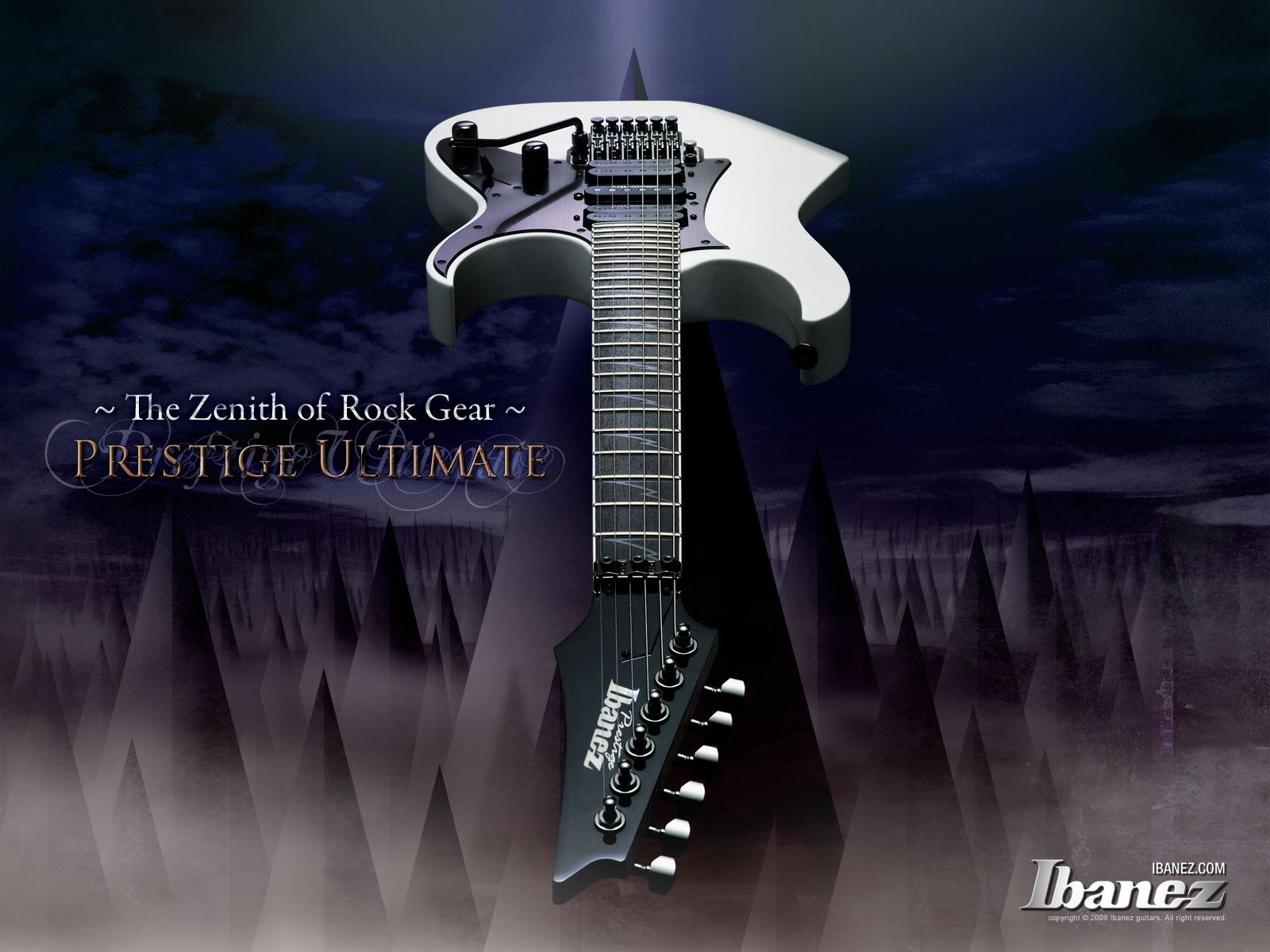 guitars pics 2009