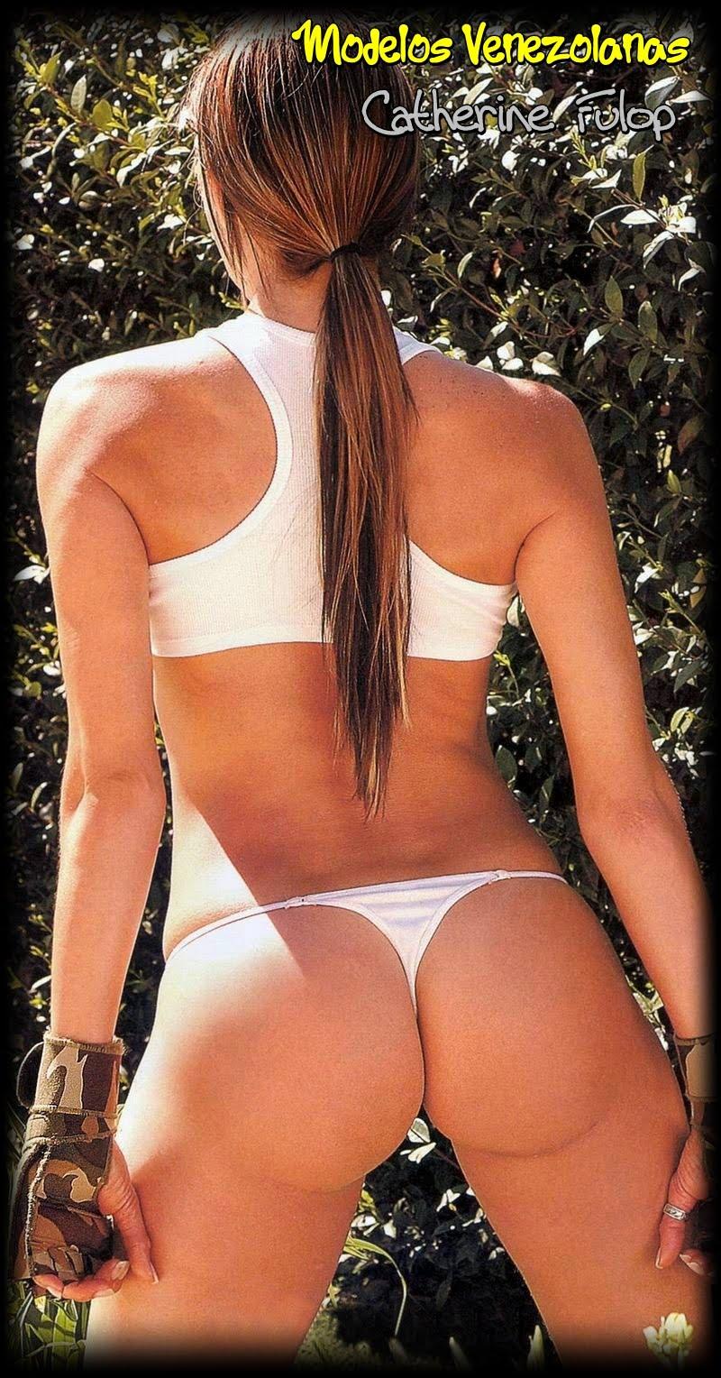 Catherine Fulop Desnuda