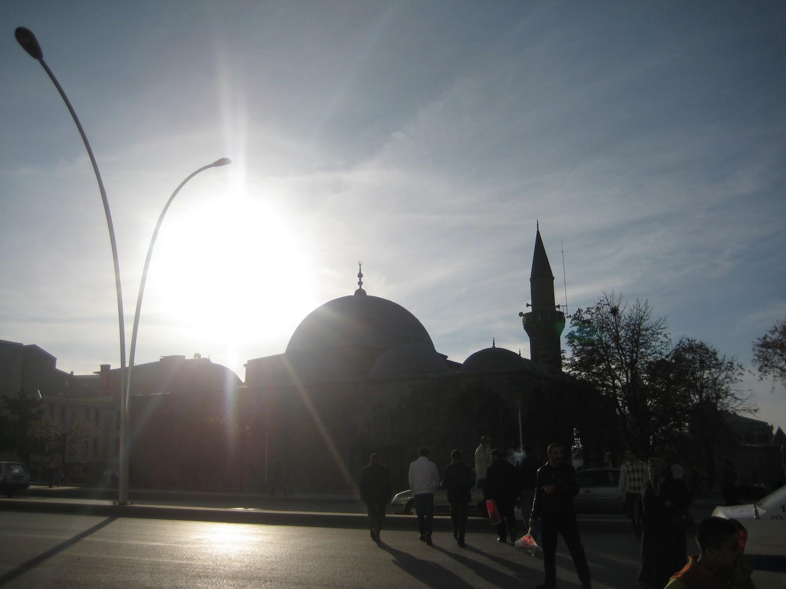 HARİKA MİMARİ ESERLER...   Erzurum Lala Mustafa Paşa Cami