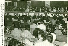 XIX Congreso Nacional del Partido Comunista Mexicano