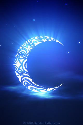 التهاني والتبريكات بقدوم رمضان ramadan-1429-iphone.