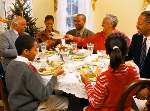 Back In The Day Black Families Could Look Forward To Holidays As A Time Catch Up With Family Members See And Play All New Babies Nieces