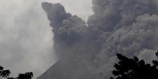 Merapi 1 November