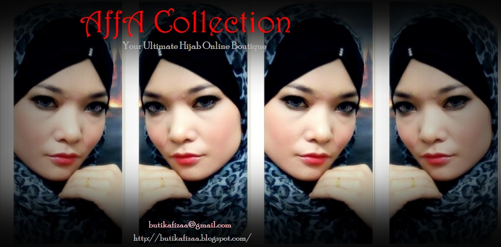 AFFA COLLECTION:Your Ultimate Hijab Online Boutique