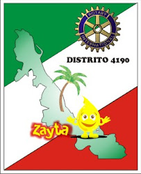 Logotipo de nuestro Distrito.