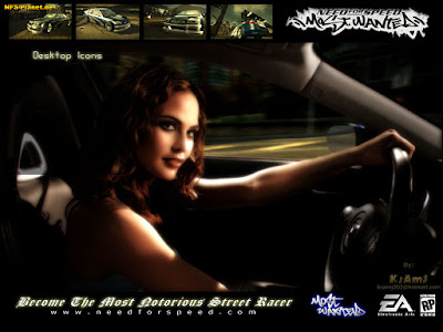 nfs most wanted wallpapers. NFS Most Wanted: Wallpaper No.