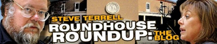 ROUNDHOUSE ROUNDUP: THE BLOG