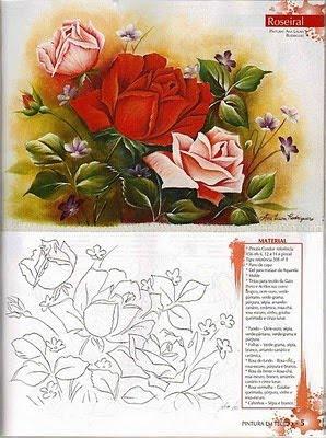 De Flores Podemos Pintar Nossos Paninhos E Tb Pintar   Giz De Cera