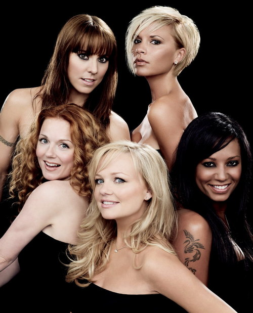spice girls perfect