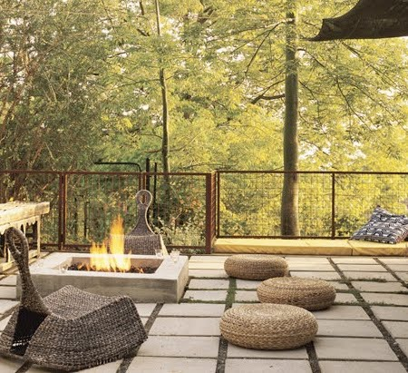 The Pits: Favorite Outdoor Fire Pits