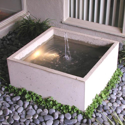 Affordable Modern Fountain
