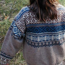 Stitch Olympics Sweater - Verena Knitting - Planet Purl Community