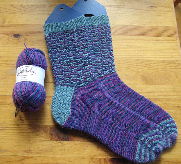 free knitting patterns for diabetic socks