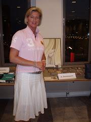 Annemarie bij de Kamer van Koophandel