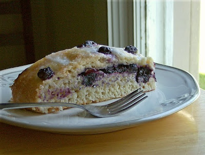 Blueberry Focaccia | Ms. enPlace