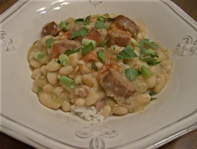 White Beans & Rice