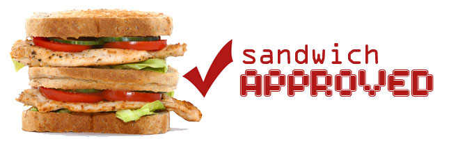 SANDWICH APPROVED