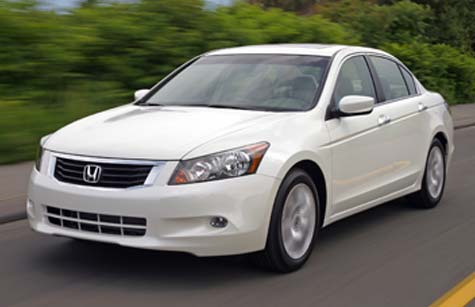 Honda Accord   Car Automobile