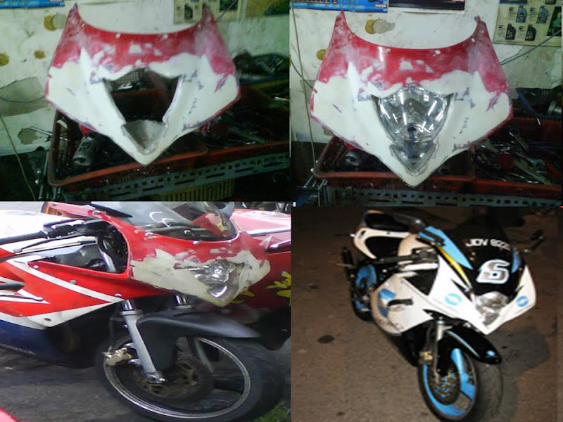 Yamaha TZM Modifikasi Coverset title=