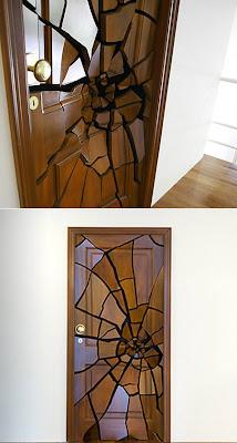 Desain Pintu Terunik di Dunia
