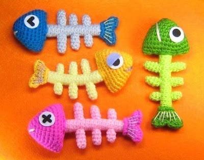 Crochet Amigurumi and Stuffed Animals Free Toy Patterns