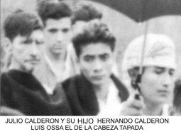 Julio y Hernando Calderón