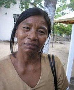 Mujer del Tolima