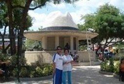 Parque en Jipijapa Ecuador